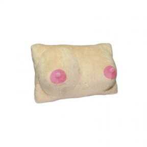 Подушка Plush Pillow Breasts